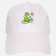 Logan the frog Baseball Baseball Cap