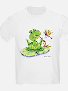 Logan the frog T-Shirt