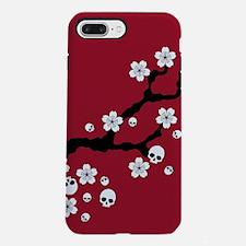Gothic Cherry Blossoms iPhone 7 Plus Tough Case