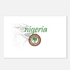 Super Eagles Postcards (Package of 8)
