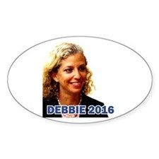 DEBBIE 2016 - Oval Decal