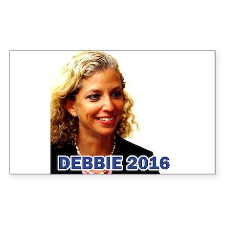 DEBBIE 2016 - Rectangle Sticker
