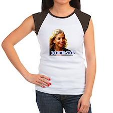 DEBBIE 2016 - Women's Cap Sleeve T-Shirt