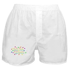 Jelly Bean Queen Boxer Shorts
