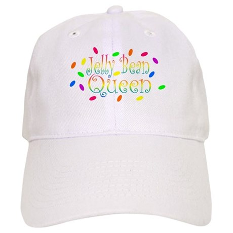 Jelly Bean Queen Cap