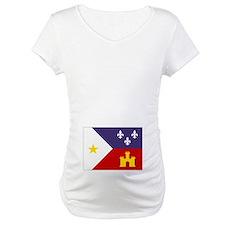 Cajun Flag (2-sided) Shirt