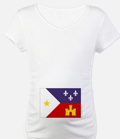 Cajun Flag (2-sided) Shirt