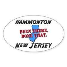 hammonton new jersey - been there, done that Stick
