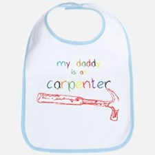 My Daddy-Carpenter Bib