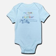 My Daddy-Plumber Infant Bodysuit