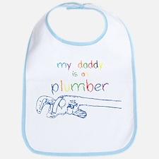My Daddy-Plumber Bib