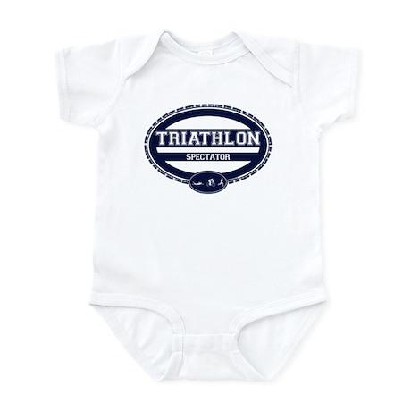 Triathlon Oval - Women's Spectator Infant Bodysuit