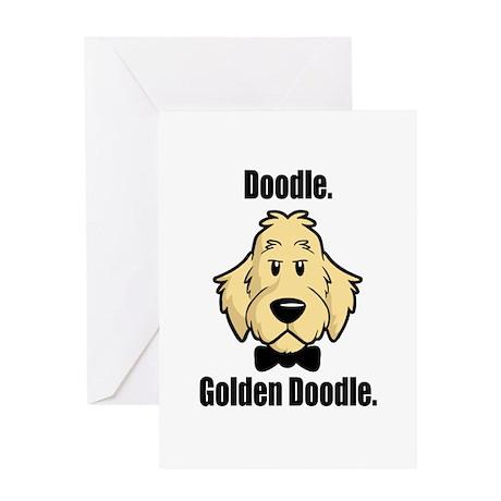 Doodle Bond Greeting Card