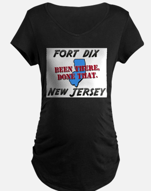 fort dix new jersey - been there, done that Matern