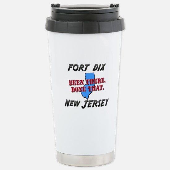 fort dix new jersey - been there, done that Cerami