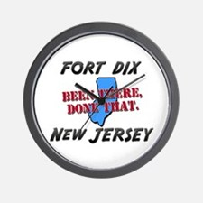 fort dix new jersey - been there, done that Wall C