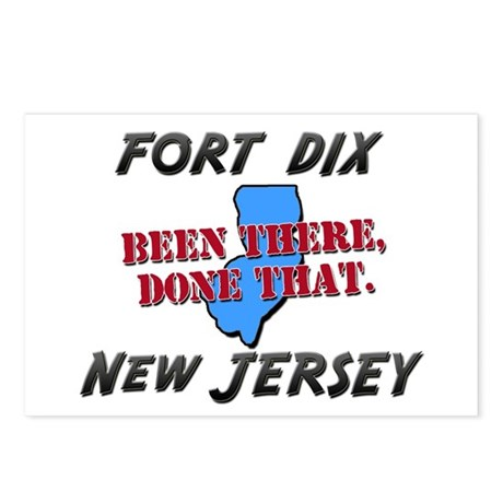 fort dix new jersey - been there, done that Postca