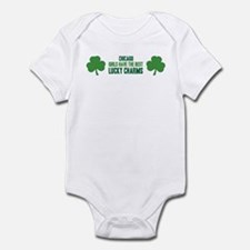 Chicago lucky charms Infant Bodysuit