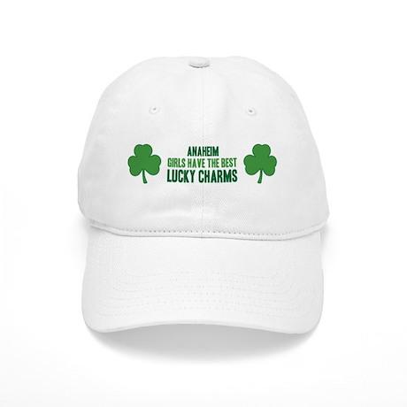 Anaheim lucky charms Cap