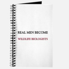 Real Men Become Wildlife Biologists Journal