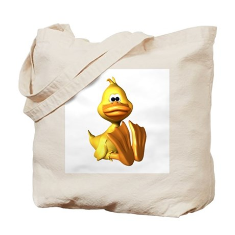 A Sitting Duck! Tote Bag