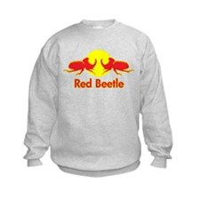 Red Beetle Sweatshirt