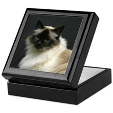 Birman Tile Topped Box