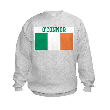 OConnor (ireland flag) Kids Sweatshirt