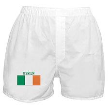 OBrien (ireland flag) Boxer Shorts