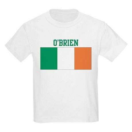 OBrien (ireland flag) Kids Light T-Shirt