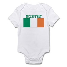 McCaffrey (ireland flag) Infant Bodysuit