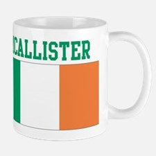 McAllister (ireland flag) Small Small Mug