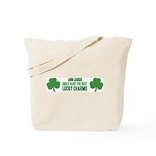 Ann Arbor lucky charms Tote Bag