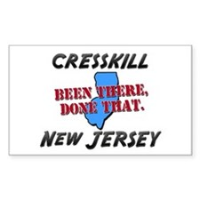 cresskill new jersey - been there, done that Stick