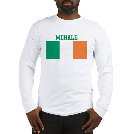 McHale (ireland flag) Long Sleeve T-Shirt