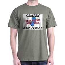 camden new jersey - been there, done that T-Shirt
