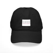 Real Men Become Veterinarian Technicians Baseball Hat