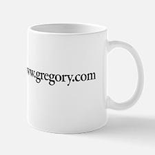 www.Gregory.com Small Mugs