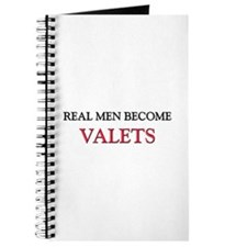 Real Men Become Valets Journal