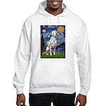 Starry / Dalmatian #1 Hooded Sweatshirt
