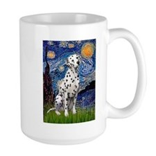 Starry / Dalmatian #1 Mug