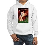 Angel / Dalmatian #1 Hooded Sweatshirt