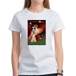 Angel / Dalmatian #1 Women's T-Shirt