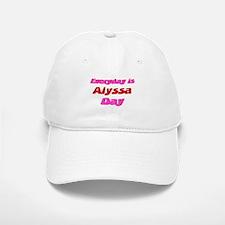 Everyday is Alyssa Day Baseball Baseball Cap