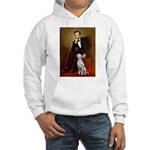Lincoln / Dalmatian #1 Hooded Sweatshirt