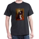 Lincoln / Dalmatian #1 Dark T-Shirt