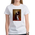 Lincoln / Dalmatian #1 Women's T-Shirt