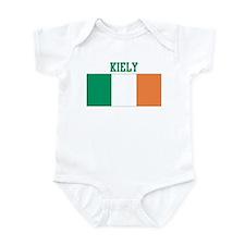 Kiely (ireland flag) Infant Bodysuit