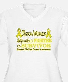 Fighters and Survivors Bladde T-Shirt