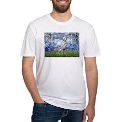 Lilies / Dalmatian #1 Shirt